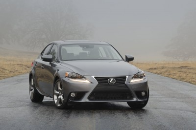 LEXUS Debuts All-New IS Line