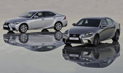 The all-new Lexus IS 350 has arrived