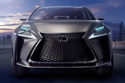 Lexus inches closer to production of LF-NX