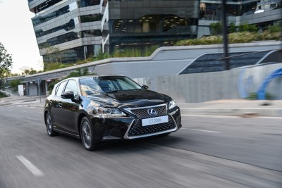 PROJECT RUNWAY WINNER to Drive Off in a Lexus CT 200h