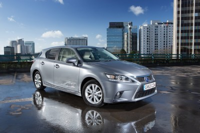 Lexus Freshens Up Its Range For Summer