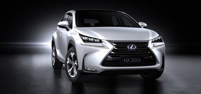 NEW Lexus NX Is Coming To SA