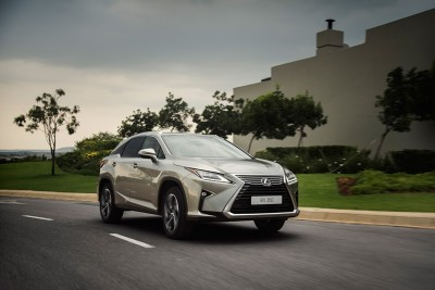 The all-new Lexus RX