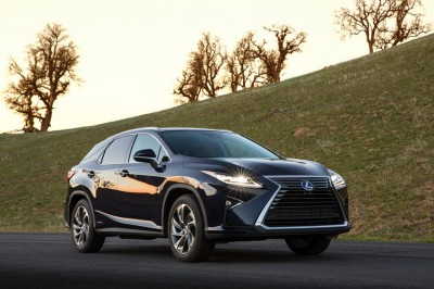The New Lexus RX Debuts